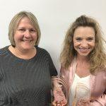 Kristy Parks & Schela Truelove - Excellence in Education Award Winners